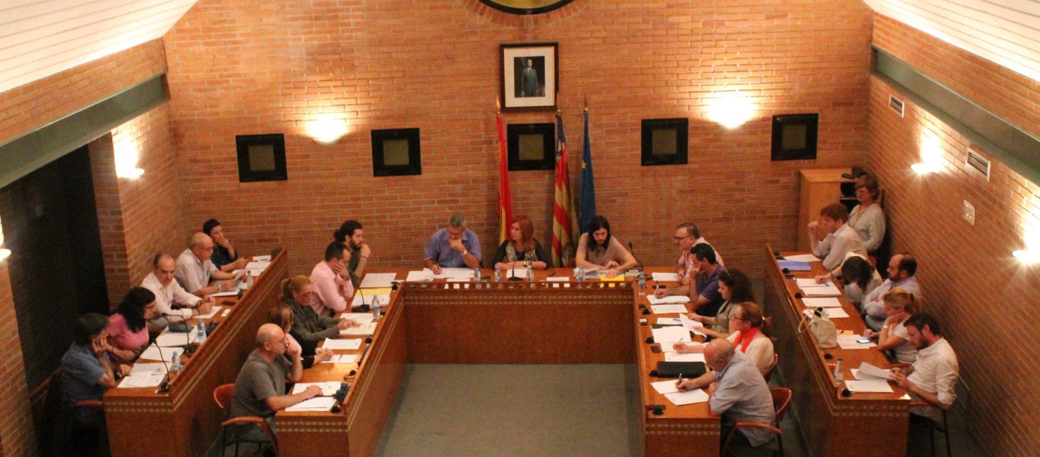 UPyD de Aldaia pide más paneles informativos