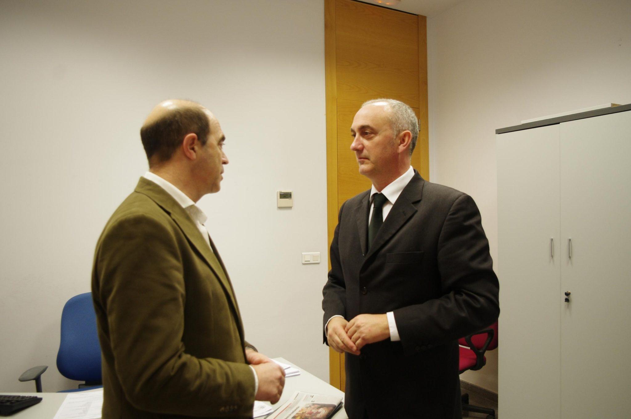 Enrique ort confirma el correcto funcionamiento del for Juzgado de moncada