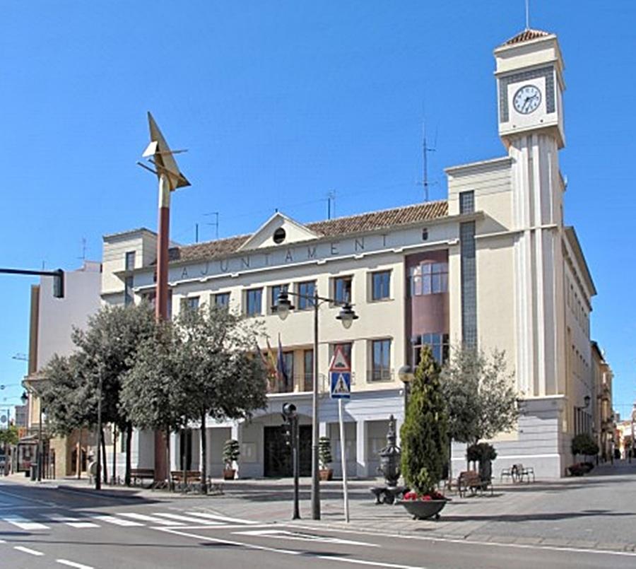El ayuntamiento de quart de poblet rebaja para 2015 el ibi for Gimnasio quart de poblet