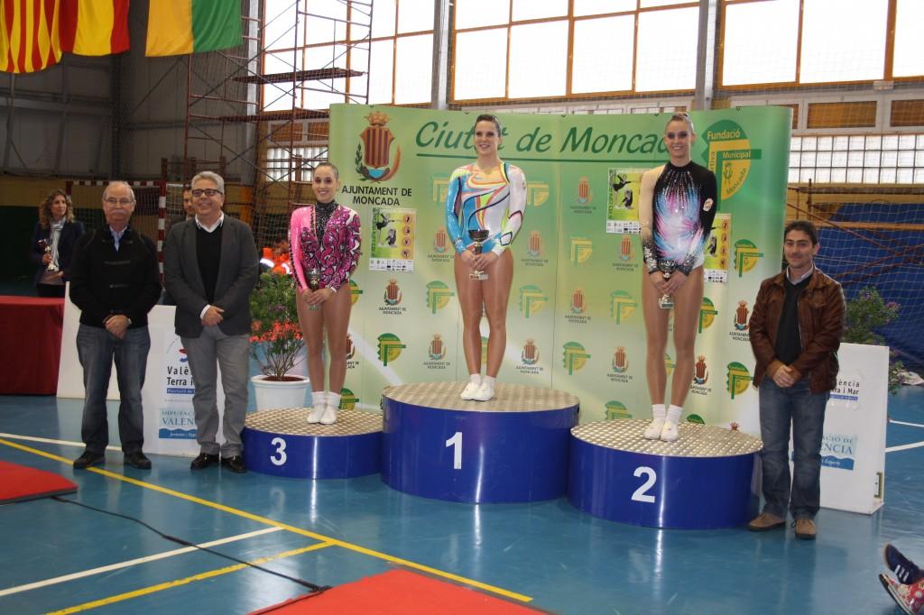 Moncada, a unas horas de los Juegos Campeonato de España de Gimnasia ...