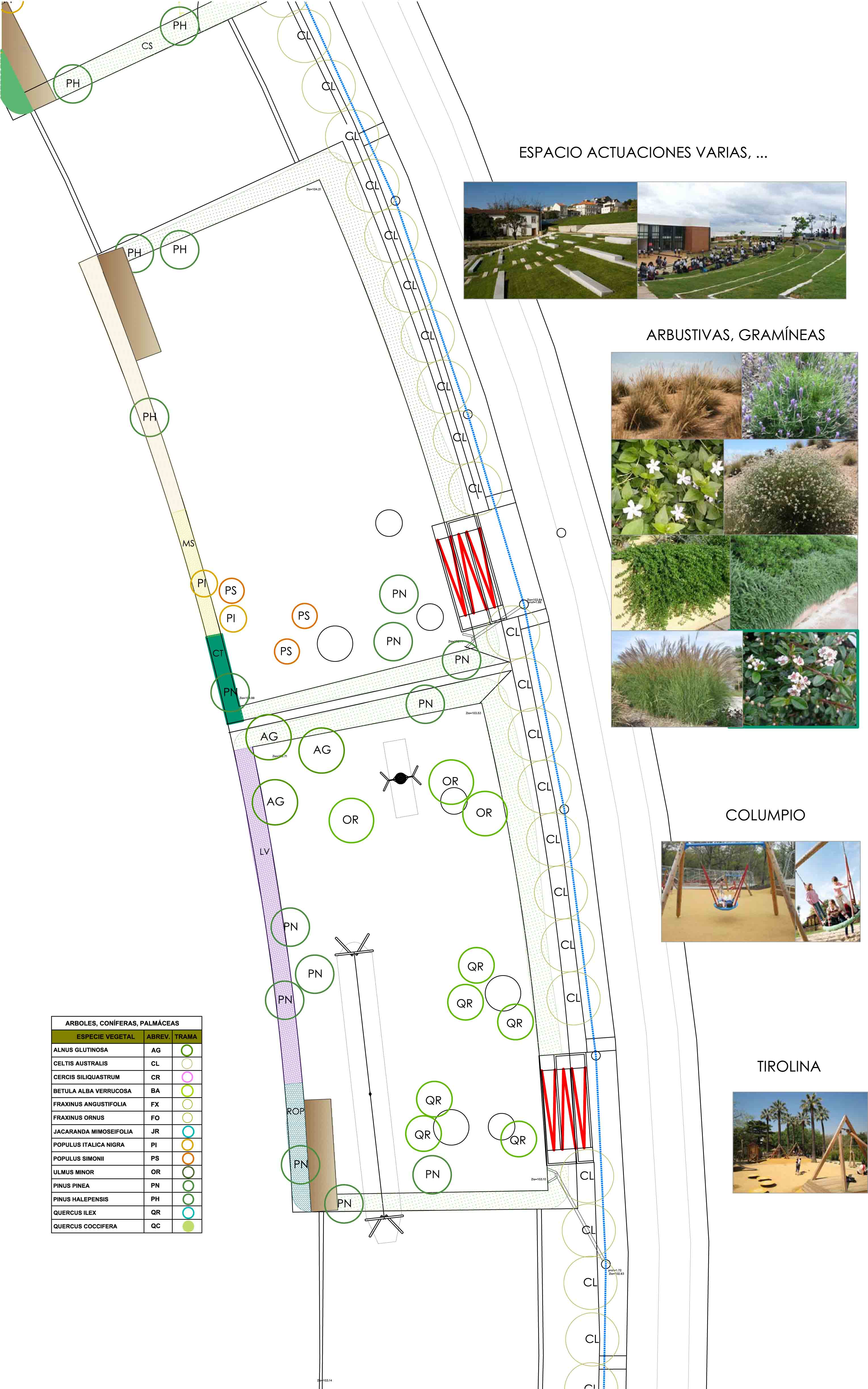 La Calle 133 de la Canyada de Paterna contará con zonas de uso ... - El Meridiano L'Horta