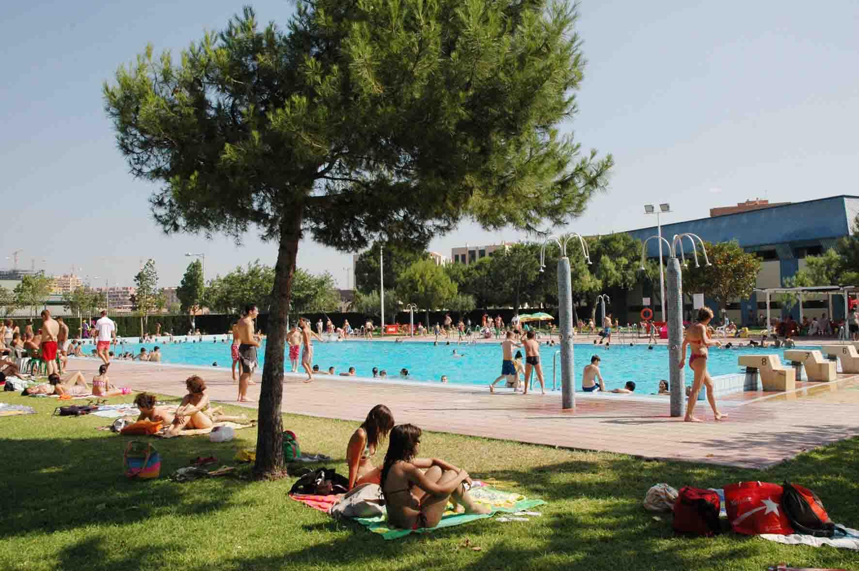 El pspv de mislata rechaza la propuesta de que la piscina for Piscina paiporta