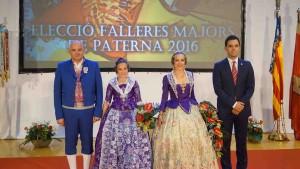 Nuevas Falleras Mayores 2016_Paterna