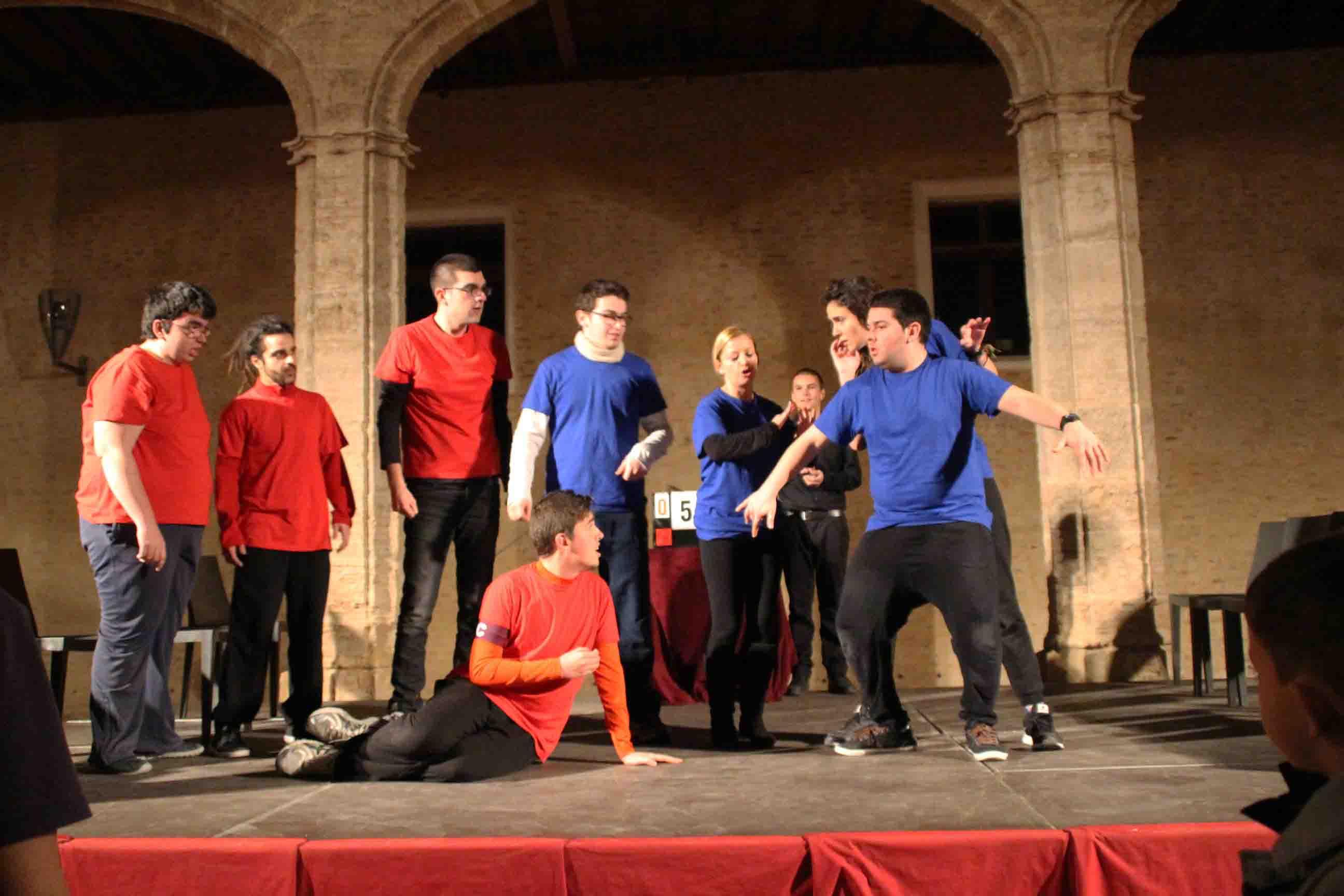 Alaquàs inicià les activitats amb motiu del XIII Aniversari de l'obertura del Castell
