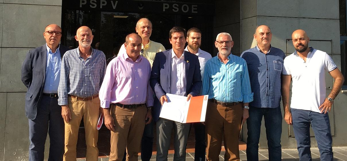 Rafelbunyol acogerá el Comité Comarcal del PSPV