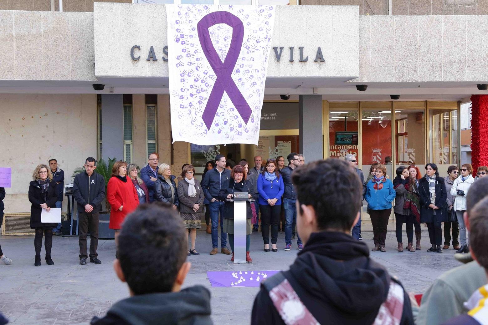 L'Horta sale a la calle contra la violencia machista